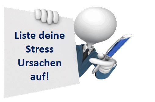 Stress-Ursachen