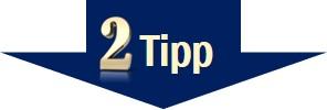 Stress vermeiden - Tipp 2
