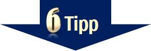 Stress vermeiden - Tipp 6