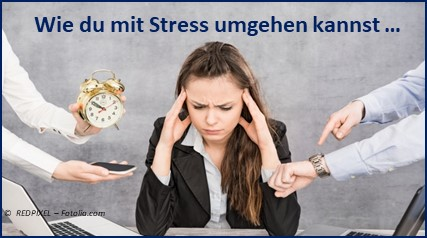 Umgang mit Stress - Tipps