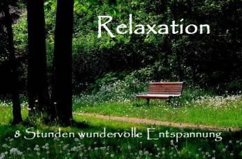 Entspannende Musik 8h gemafrei
