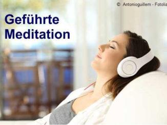 Gefuehrte-Meditation