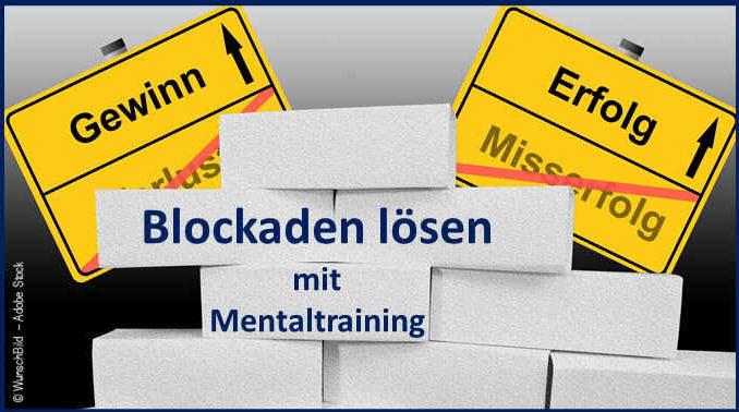 Blockaden loesen